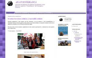 Blog de la Asociación de Enfermos de Alzheimer Fuenteblanca de Consuegra